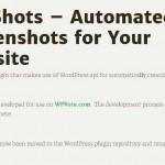 WordPressプラグイン「BM Shots」のサムネイルが表示されない