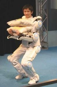 世界初のロボットスーツ「HAL」