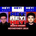 HEY!HEY!HEY! 2014 ゲスト